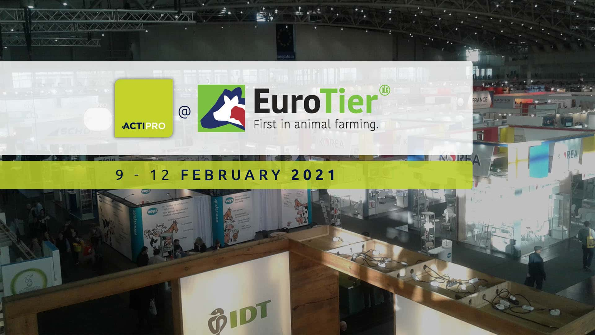 EuroTier banner