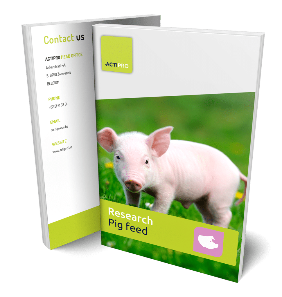Cover Research Pig Feed